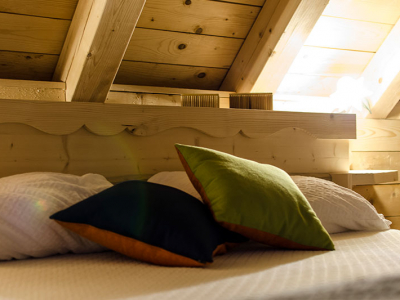 Chalet - Bedroom - Detail