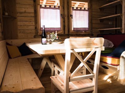 Chalet - Kitchen - Table