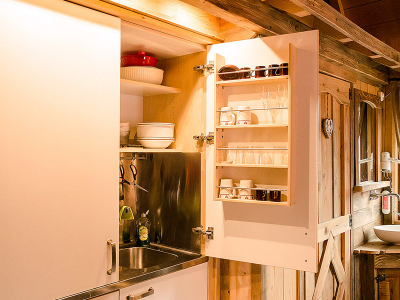 Tree House - Kitchenette